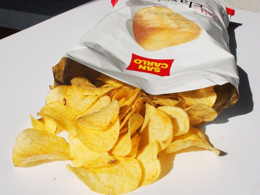Le patatine fritte? 'Curano' la calvizie