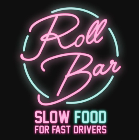 """RollBar """"slow food for fast drivers"""""""