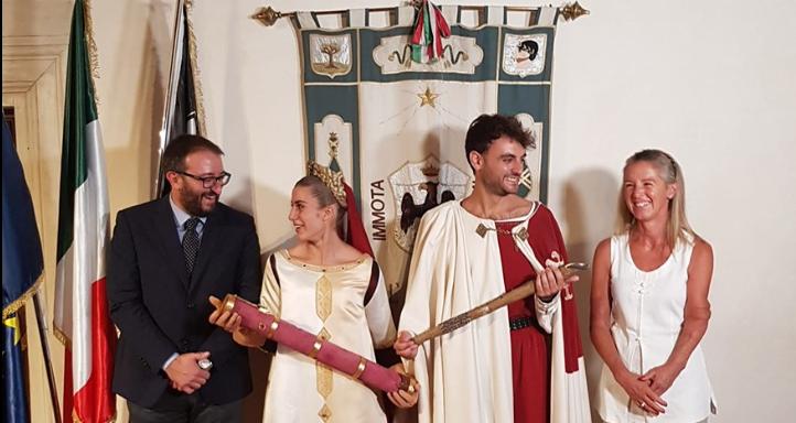 Perdonanza: Il Volo, Ave Maria all'Aquila